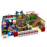 Chambre en bois d'intérieur pour le matériel de cour de jeu d'enfants