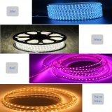 Luz al aire libre de la cuerda de la decoración LED de la Navidad
