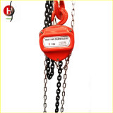 좋은 Performance Hsc Type Chain Block 3t Chain Hoist