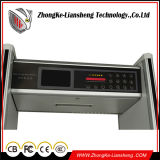 Sicherheits-Tür-und Gatter-Kamera-Metalldetektor-Scanner