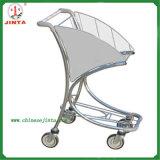 Aluminiumlegierung-Flughafen Dfs Einkaufen-Laufkatze (JT-SA05)