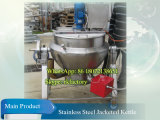 300L Movable Jacketed Kettle con Portable Gas Burner