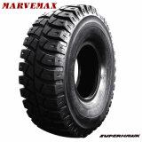 Pneu industrial diagonal do pneu 445/65-22.5 de Superhawk OTR