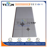 Brilhante Transfer Design PVC Painéis de Teto na China White
