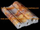 Chaîne de production de marbre d'imitation de profil de décoration de PVC profil