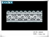 Il merletto degli accessori dell'indumento del testo fisso del merletto con Oeko libera
