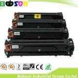 Cartucho de toner compatible del color de la venta directa de la fábrica CF210~213 para el HP
