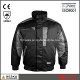 Куртка пилота куртки бомбардировщика зимы одежды безопасности