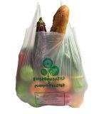 Пластичный розничный мешок тенниски покупкы