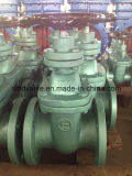 Ce e Wras Certified Non-Rising Metal Seated Stem Gate Valve