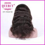 Parrucca brasiliana del merletto della parte anteriore dei capelli umani del Virgin dell'onda naturale a colore naturale