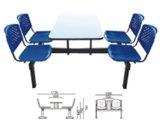 Form, die gesetzten Tisch mit Qualität speist