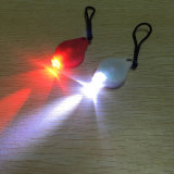 Cr2302 Batterie Mini Red White LED Couleur Arrière Bike Tail Light Lampe d'avertissement de sécurité
