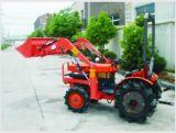 Затяжелитель начала японских тракторов миниый с гидровлическим цилиндром