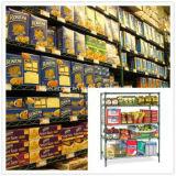 Стандартный коммерчески стеллаж для выставки товаров магазина супермаркета (HD186072A5E)