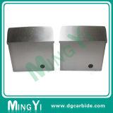 Kundenspezifischer Ausschnitt-Maschinen-spezieller Form-Karbid-Locher, Waer Platte
