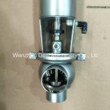 衛生衛生学のステンレス鋼Ss304 Ss316Lの空気のダイバーターの流れ弁