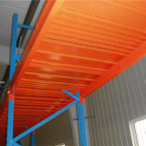 Lager-Speicher-Stahlplattform für langes Überspannungs-Fach