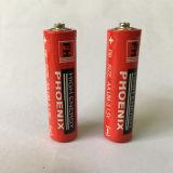 batería resistente adicional de 1.5V AA (R6P) con el certificado de MSDS
