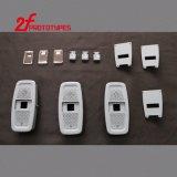 Máquina do CNC, peças do CNC, peças plásticas, caixa do telefone, tela do telefone