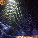 свет пробки метеора 1.5m DMX СИД для ночного клуба