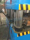 Máquina de gravação da imprensa hidráulica da pele da porta do forjamento da máquina da chapa de matrícula