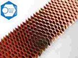 Honeycomb papier noyau