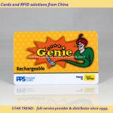 PVC-kaart met magneetstrip voor Rechargeable Phone Card