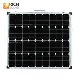 модуль Mono солнечной складной панели 160W гибкий солнечный