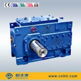 Reductor helicoidal del engranaje del cartabón de la industria de la serie de Hh