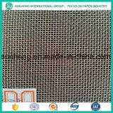 Malla de alambre de acero inoxidable de 500 micrones para el molde de cilindro