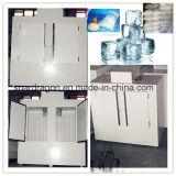 Grand congélateur de marchandiseur de glace pour l'usage extérieur