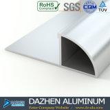 Perfil de aluminio de aluminio del ajuste del azulejo de la fabricación 6063