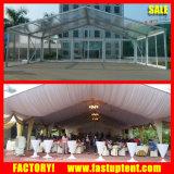 南アフリカ共和国の販売のための透過プラスチックテントの大きいテント