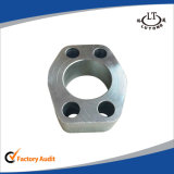Hydraulic Pipe Fittings 45 Degree Bending Elbow JIS Flange