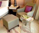Conjuntos de los muebles del dormitorio del hotel