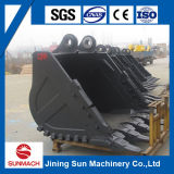 20t 30t Escavadeira Grade / Grilling / Skeleton Bucket for All Brand Excavator