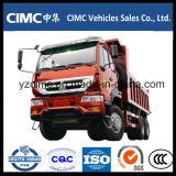필리핀을%s Sinotruk HOWO 6X4 371HP 덤프 트럭