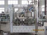 Materiale da otturazione del di alluminio del latte della bottiglia e macchina automatici pieni di sigillamento