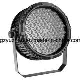 DMX512 단계 빛 84pcsx3w는 LED 동위를 방수 처리한다