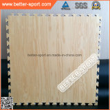1m*1m Größen-umschaltbare doppelte Farbe EVA-Karate-Matte