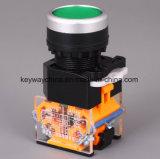 キー溝6-380V 22mmの押しボタンスイッチ