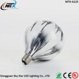 최신 판매 창조적인 예술 램프 색깔에 의하여 그려지는 LED 전구