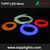 Flexible color cambiando tubo de neón de LED para aplicación al aire libre