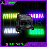 36PCS 10W al aire libre brillo Luz de la ciudad de color del LED arandela de la pared
