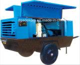 Compresor de aire portable conducido eléctrico al aire libre del tornillo de la construcción (PUE7508)
