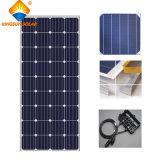Alto comitato monocristallino solare efficiente (KSM 165W)