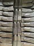 Dentes da cubeta da máquina escavadora de Doosan que forjam a moldação para a maquinaria de construção