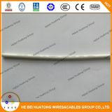 tanoeiro 600V/incêndio Sheathed Conductor/PVC de cobre de Tw/Thhn/Thw - cabo resistente 14, 12, 10, 8, Calibre de diâmetro de fios 6