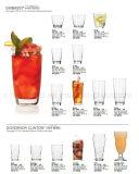 زجاجيّة عصير فنجان [درينك كب] آنية زجاجيّة